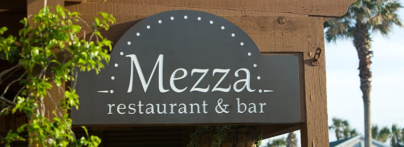 Mezza restaurant & bar Nightly Specials